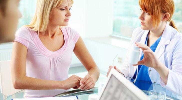 Viêm lộ tuyến tử cung có thai được không?