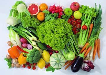 Thực phẩm tốt cho người bị viêm lộ tuyến cổ tử cung
